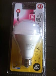 8-nouvelle ampoule LED DIMMABLE