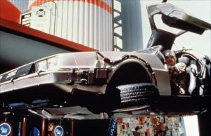 DeLorean 2015 retour vers le futur 2